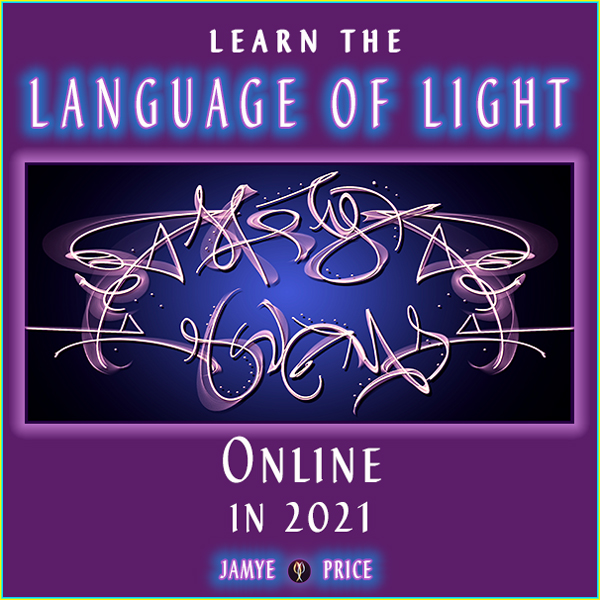 Learning Light Language with Jamye Price
