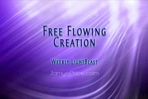 Free Flowing Creation LightBlast by Jamye Price