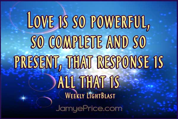 Your Love is Powerful by Jamye Price