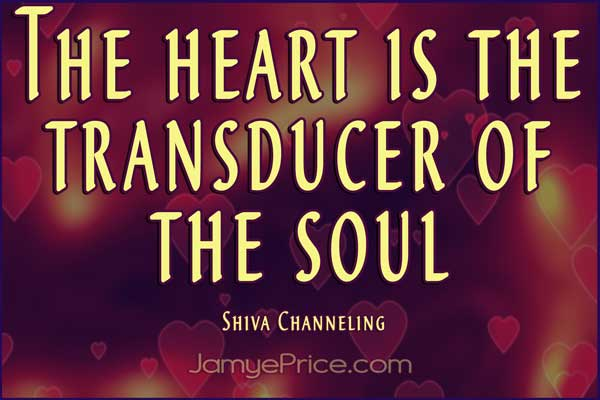 The Heart and Soul by Jamye Price