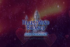 Heart Mind Balance Shiva by Jamye Price