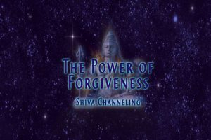 Power of Forgiveness Shiva Channeling by Jamye Price