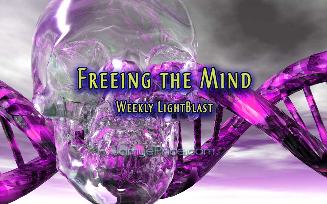 Freeing the Mind by Jamye Price