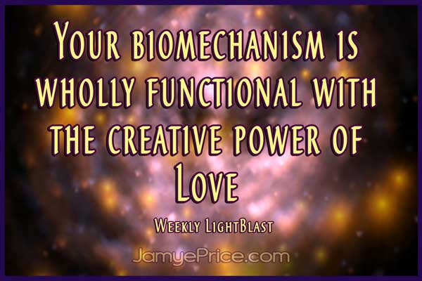Biomechanism of Love by Jamye Price