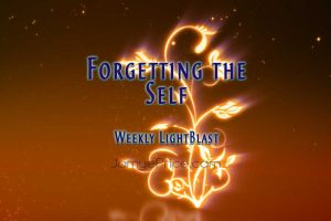 Forgetting the Self LightBlast by Jamye Price