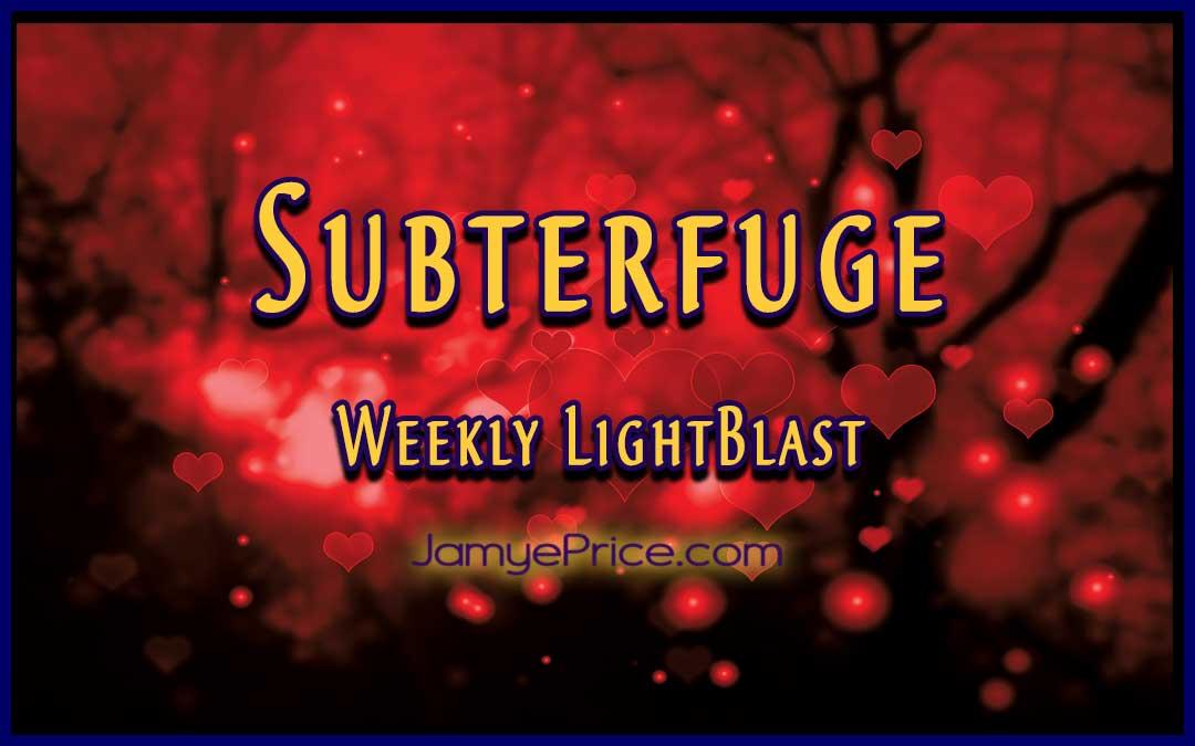 Subterfuge LightBlast by Areon and Jamye Price