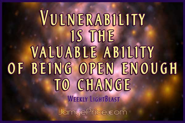 Vulnerability is Valuable by Jamye Price