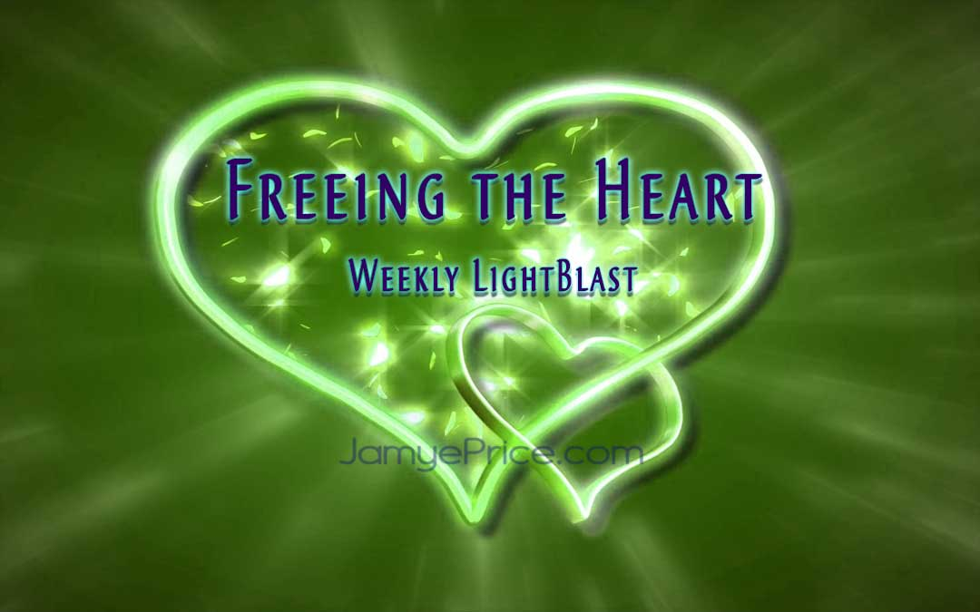 Freeing the Heart by Jamye Price