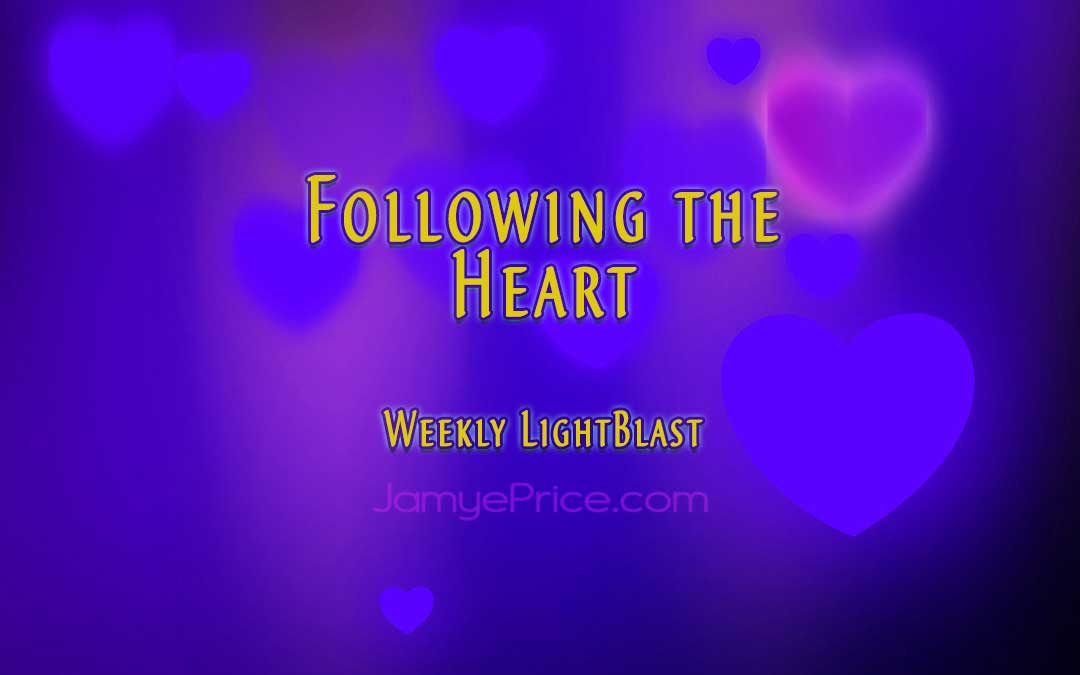 Following the Heart by Jamye Price