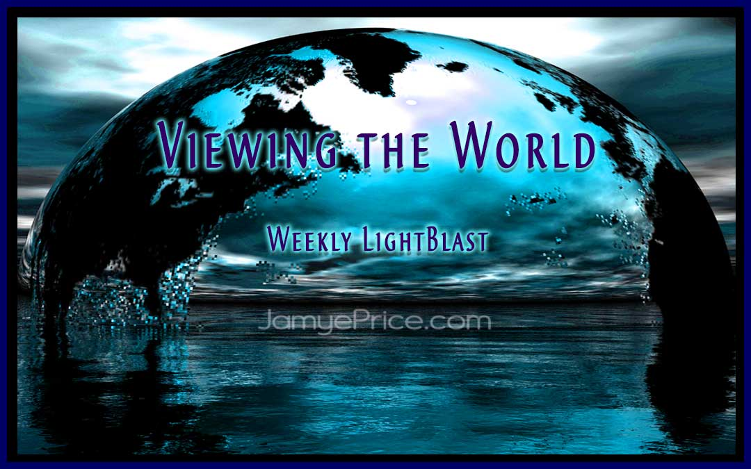 Viewing the World by Jamye Price with Areon