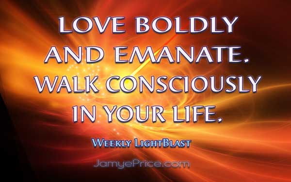 Love Boldly by Jamye Price