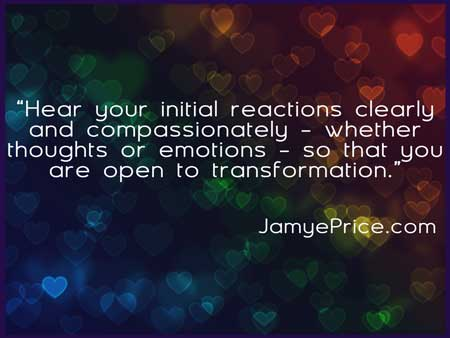 Hear your heart clearly with Jamye Price