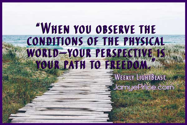 Your Perspective is your Freedom by Jamye Price
