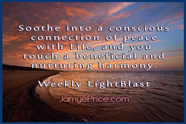 Soothe in Conscious Peace by Jamye Price