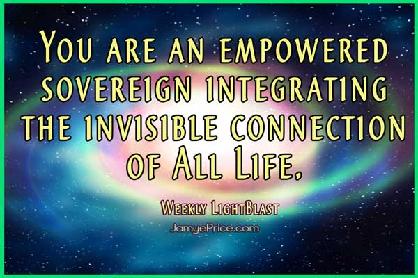 Empowered Sovereign Connected by Jamye Price