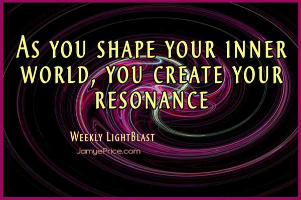 Shape your Inner Resonance Areon Lyran Channeling by Jamye Price