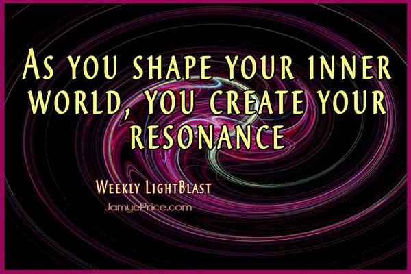 Shape your Inner Resonance Areon Lyran Channeling by Jamye Price