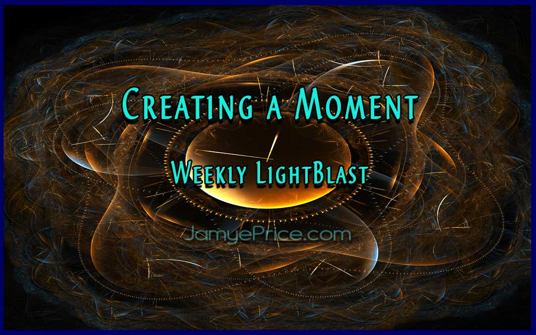 Creating a Moment Weekly LightBlast Areon Lyran Channeling