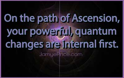 Quantum Change for Ascension by Jamye Price