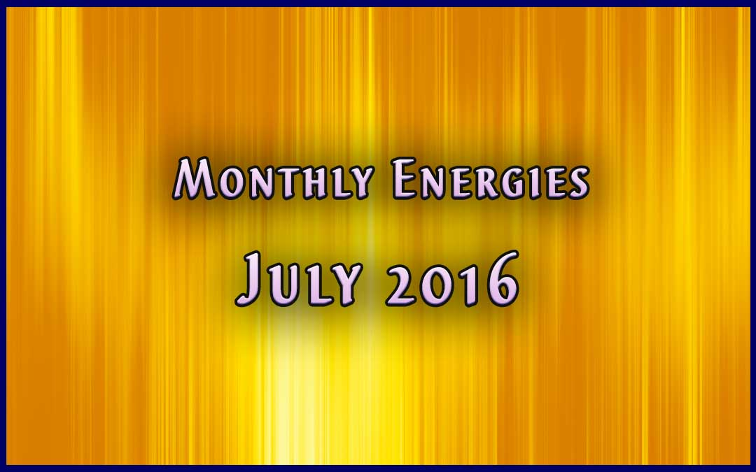 July Ascension Energies by Jamye Price