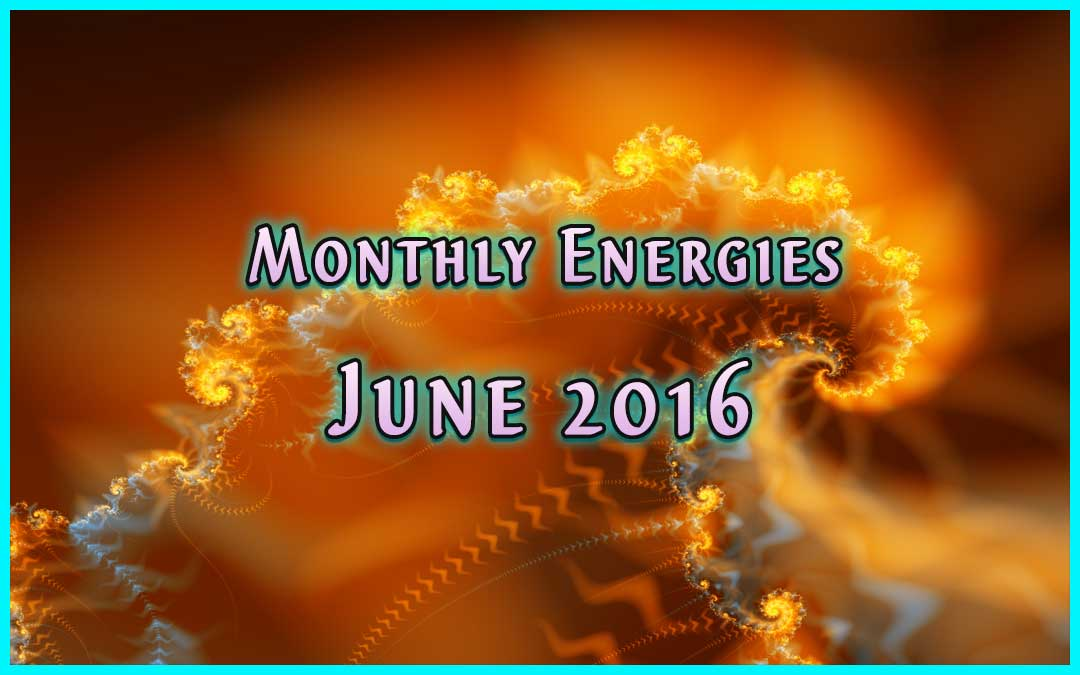 June Ascension Energies – 2016