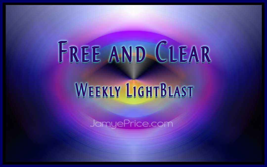 Free and Clear LightBlast by Jamye Price