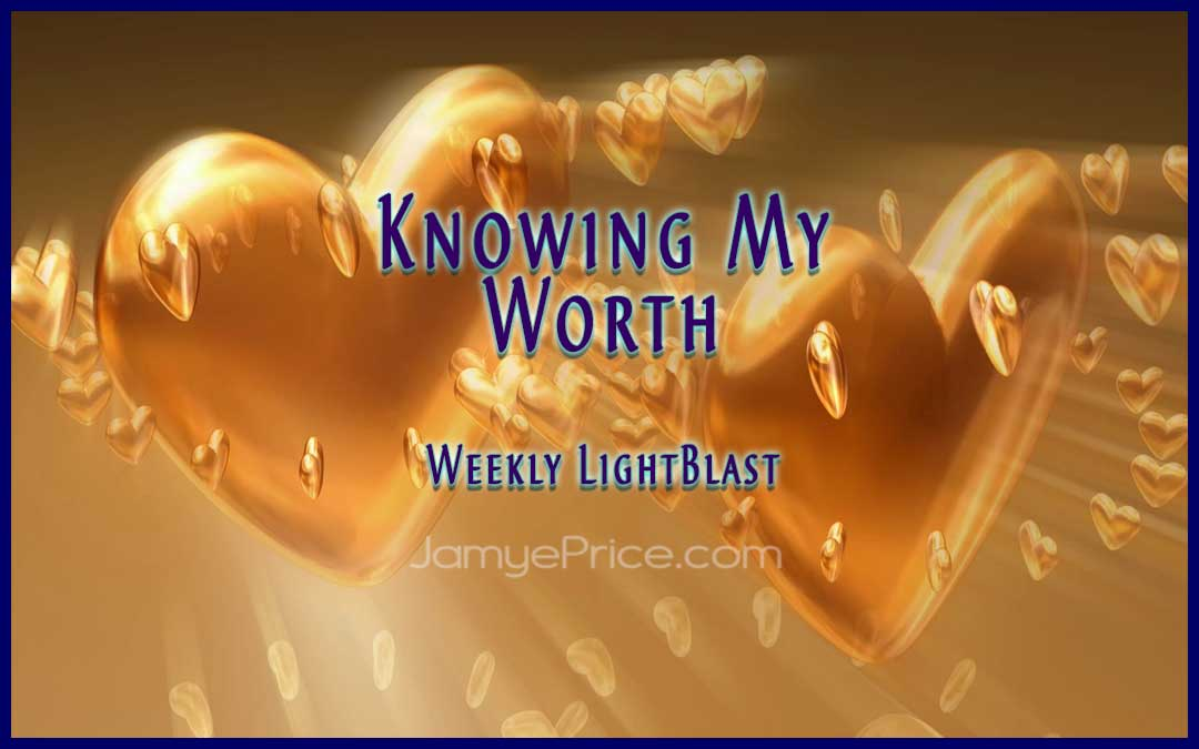 Knowing My Worth LightBlast by Jamye Price