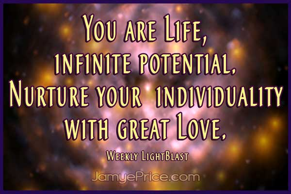 You Are Infinite Potential by Jamye Price