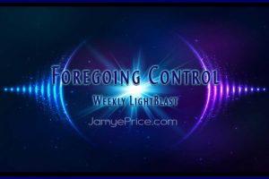 Foregoing Controlling the Outer World by Jamye Price