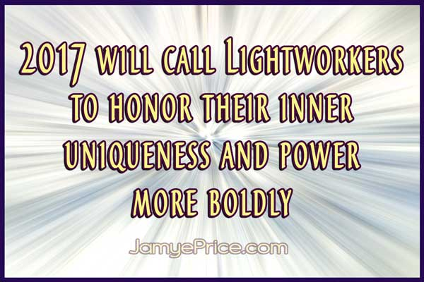 Lightworkers Loving Boldly by Jamye Price