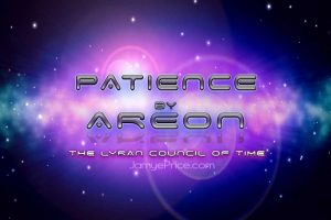 Patience Areon Channeling by Jamye Price