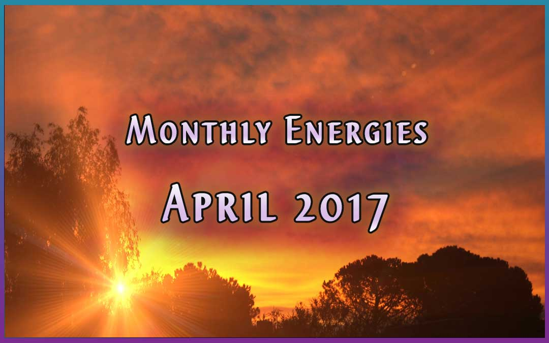 April Ascension Energies