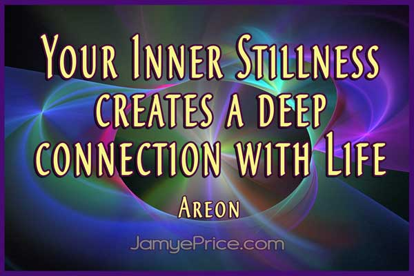 The Power of Inner Stillness by Areon