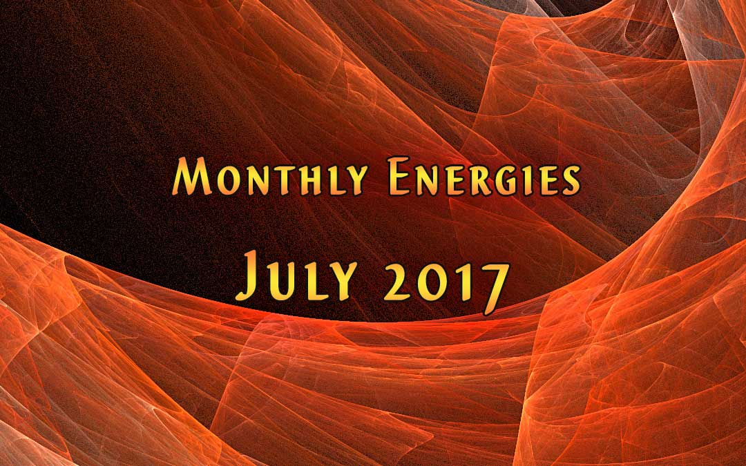 July Ascension Energies with Jamye Price
