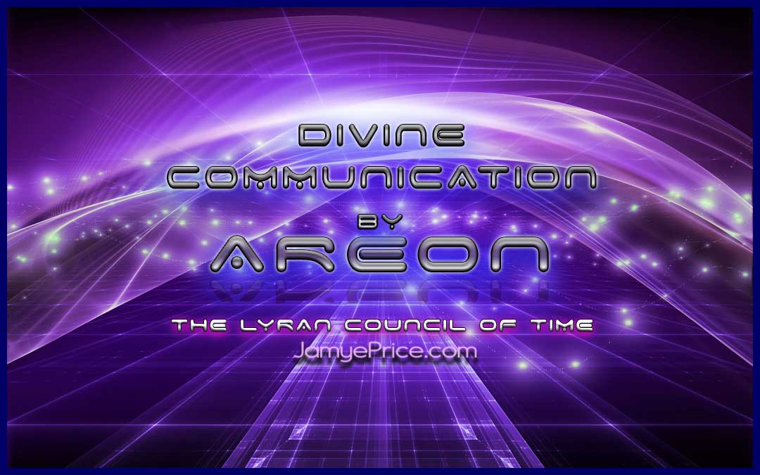 Divine Communication Areon Lyran Council by Jamye Price