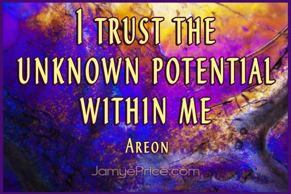 Trust Your Potential Areon Lyran Council by Jamye Price