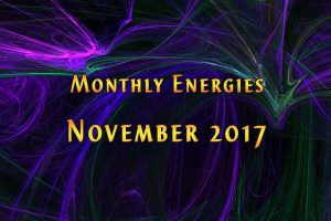 November Ascension Energies with Jamye Price