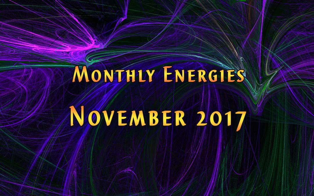 November Ascension Energies – The Re-emergence