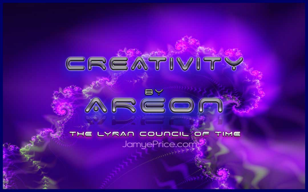 Creativity by Areon with Jamye Price