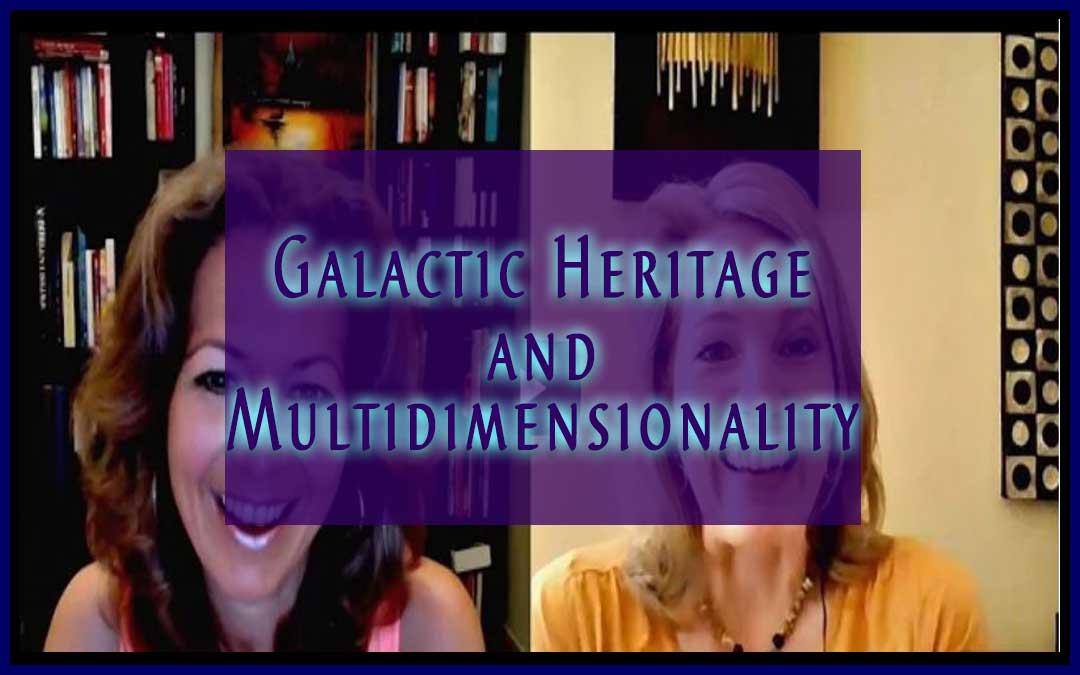 Galactic Heritage and Multidimensionality with Jamye Price
