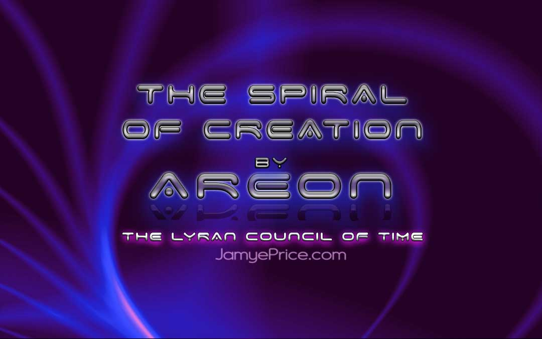 The Spiral of Creation by Areon the Lyran Council of Time