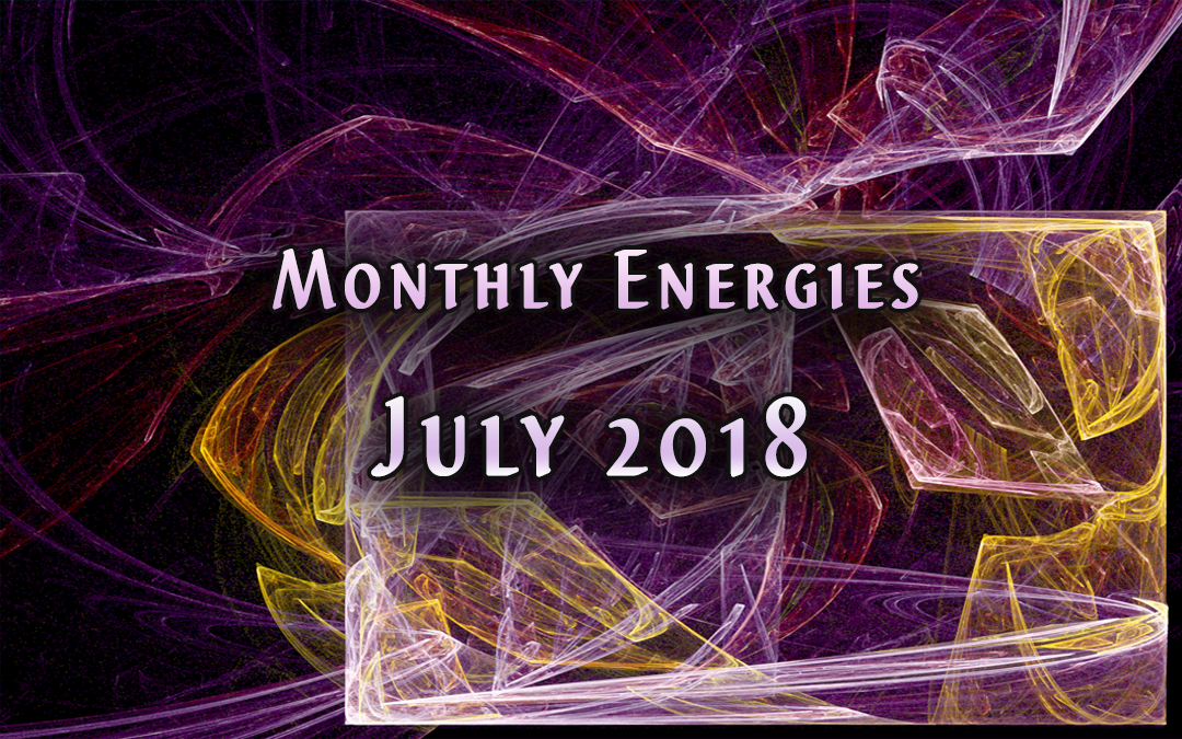 July Ascension Energies - Universal Family   JamyePrice com