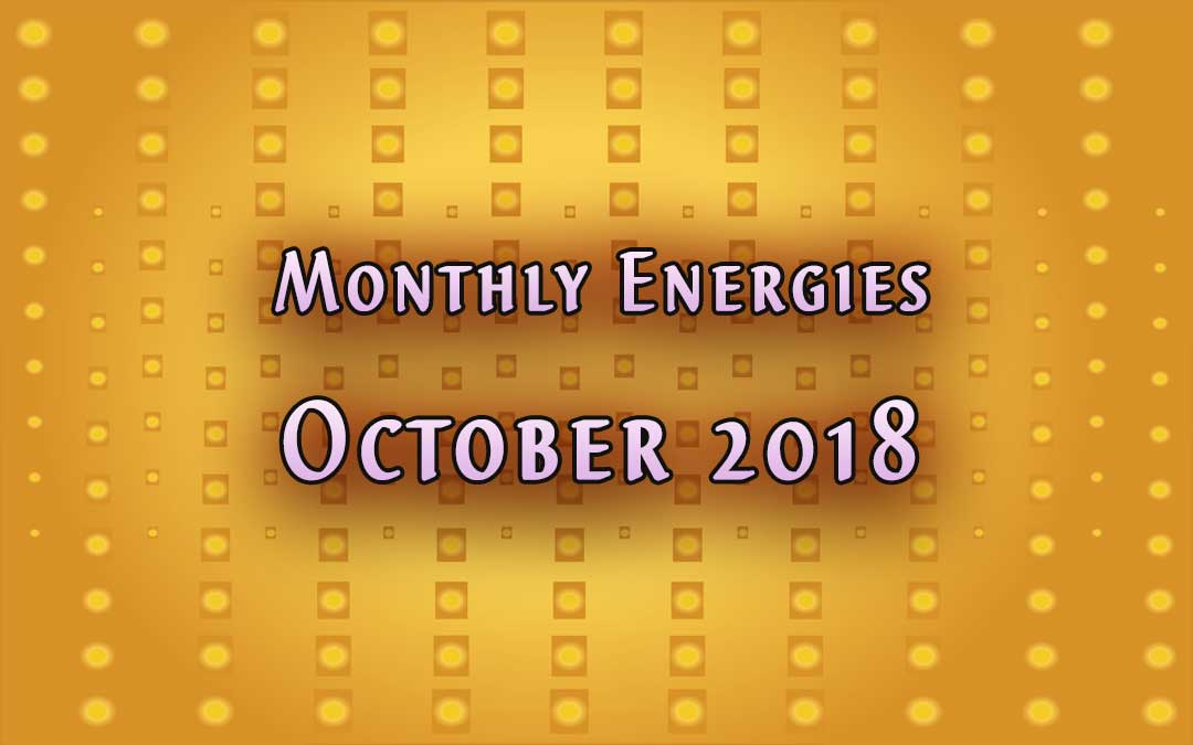 October Ascension Energies by Jamye Price