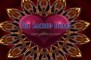 Your Sacred Heart by Jamye Price