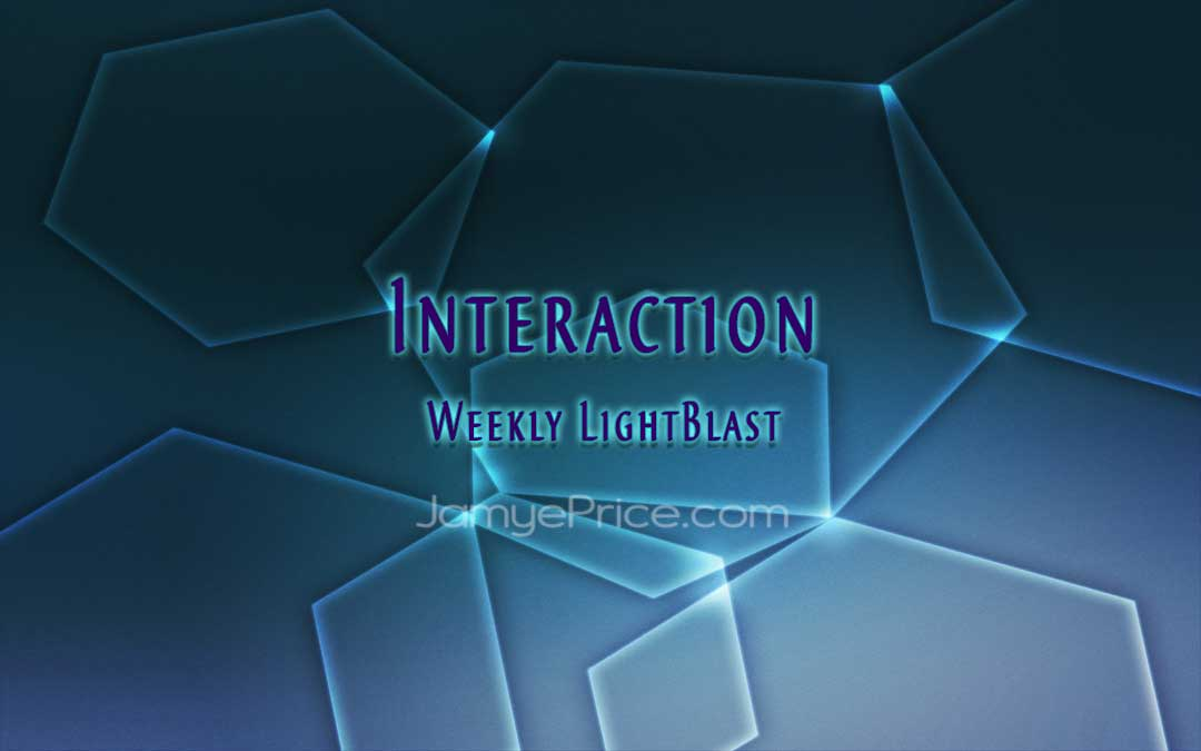 Interaction LightBlast by Jamye Price