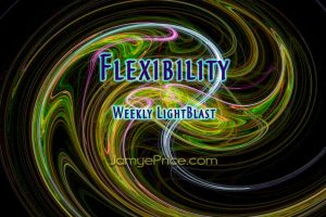 Flexibility by Jamye Price