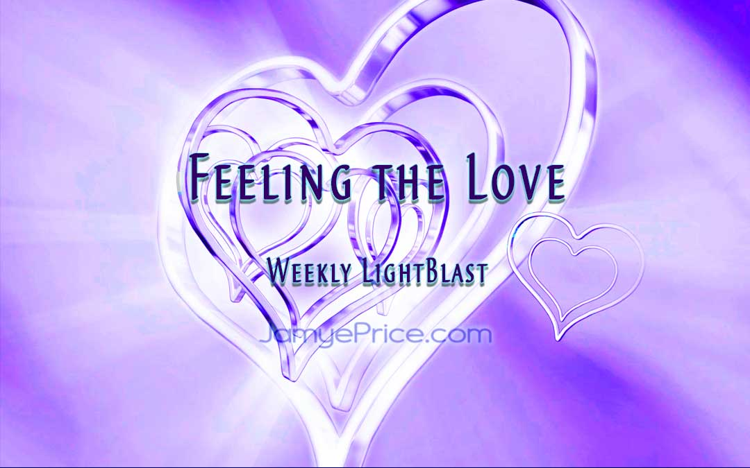Feeling the Love by Jamye Price