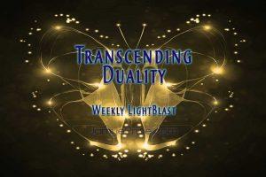 Transcending Duality LightBlast by Jamye Price