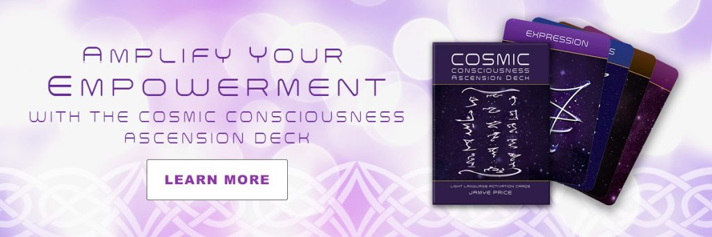Get Your Light Language Healing Deck by Jamye Price