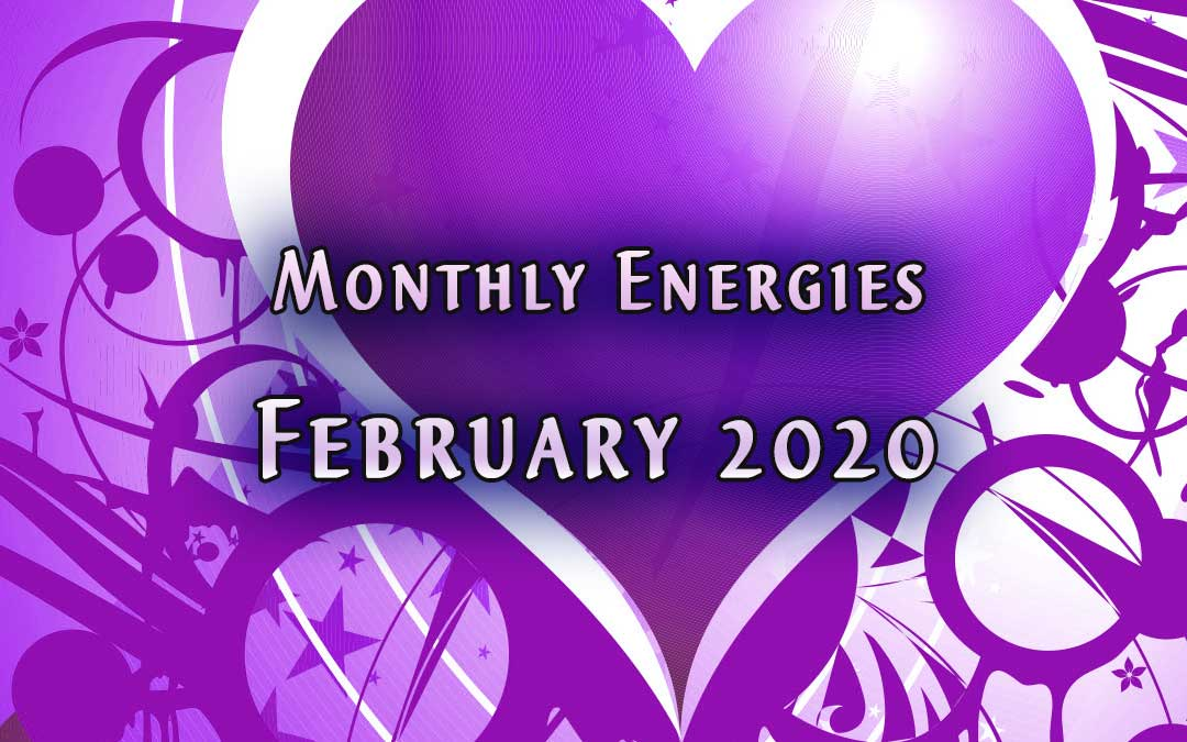 February Ascension Energies by Jamye Price
